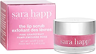 Sara Happ Lip Scrub - Pink Grapefruit 0.5oz