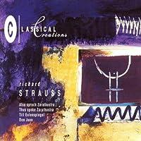 Strauss: Also sprach Zarathustra / Till Eulenspiegels lustige Streiche / Don Juan (1995-04-16)