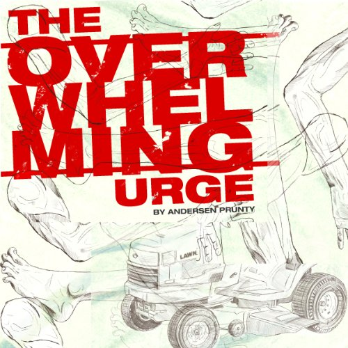 The Overwhelming Urge audiobook cover art