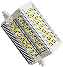 Outdoor R7S LED-lamp J118mm dimbaar 50 W Dubbele eindigde J118 Vloerbol White Light 4000K 5400LM voor 500W Halogeen Huisho...