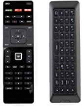 New XRT500 Dual Side QWERTY Keyboard Remote Control fit for 2015 2016 VIZIO Smart TV M80-C3 M322I-B1 M422I-B1 M492I-B2 M50...