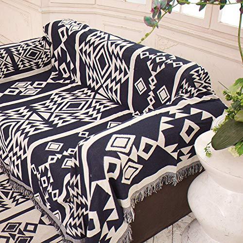 BASA Housse de mobilier de Jardin , canapé Double Face, Couverture de Ligne de canapé, canapé Simple de Protection Contre la poussière