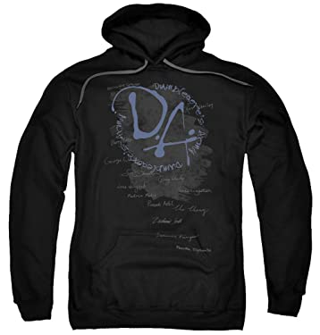A&E Designs Harry Potter Hoodie Dumbledore's Army Signatures Hoody