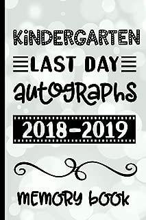 Best kindergarten autograph book Reviews