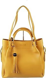 Mochi Women's Handbag (Yellow)