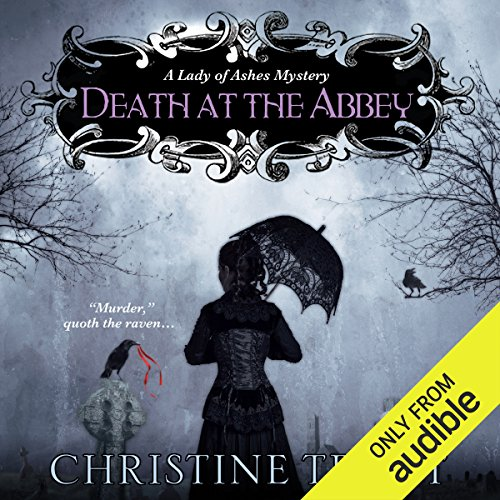 Death at the Abbey audiobook cover art