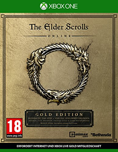 The Elder Scrolls Online: Gold Edition - [AT-PEGI] - [Xbox One]
