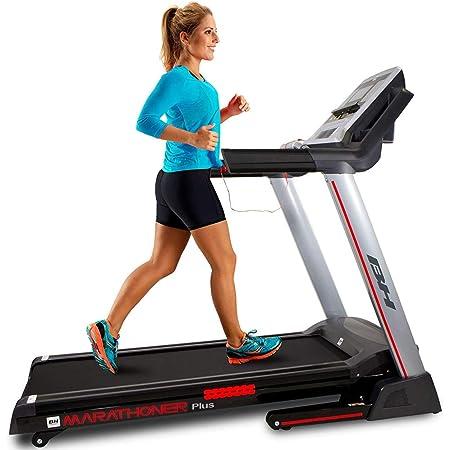 BH Fitness - Marathoner Cinta de correr, Adultos Unisex, Gris ...