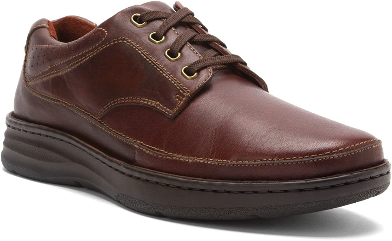 Drew herrar Toledo Casual skor s EE EE EE Brandy läder herrar skor 11 EE 40895 -83 11.0 W (EE)  skydd efter försäljning