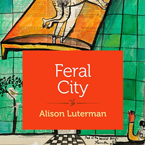 Feral City audiobook cover art
