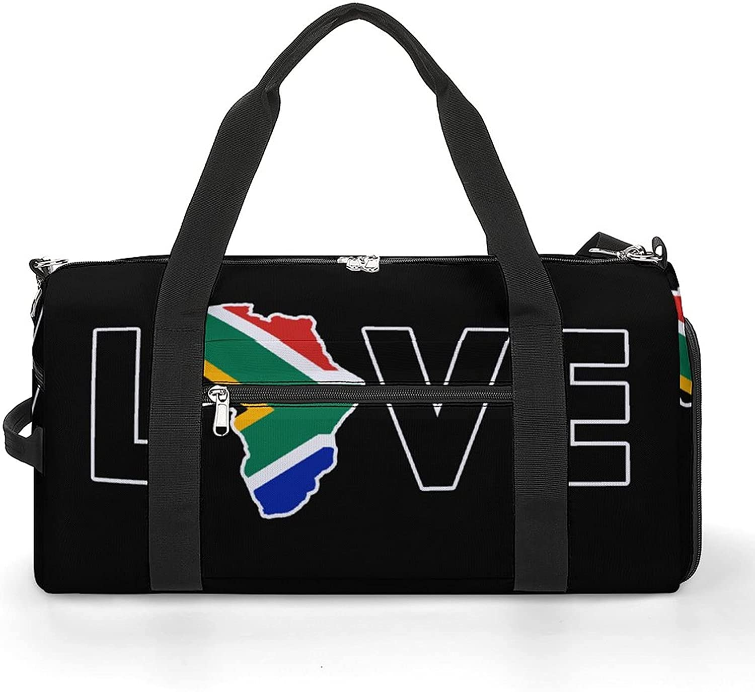 Love South New Shipping Free Africa 40% OFF Cheap Sale Sports Gym With Lightwei Compartment Shoes Bag