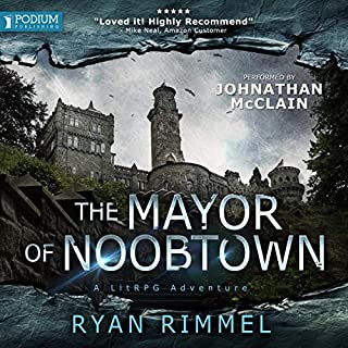 The Mayor of Noobtown cover art