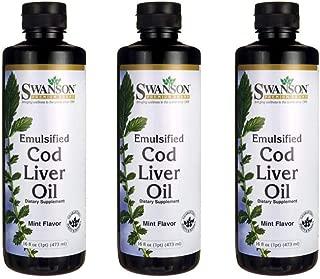 emulsified cod liver oil benefits