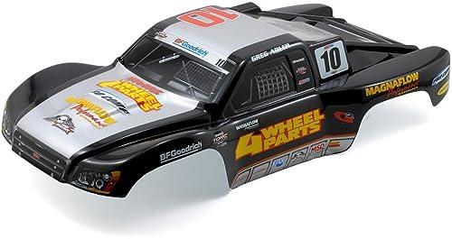 Traxxas 6818 Pre-Painted Slash 4x4 Body, Greg Adler 4 Wheel Parts