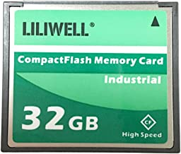 LILIWELL Original Extreme 32GB Compact Flash Memory Card...