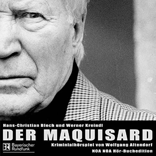 Der Maquisard audiobook cover art