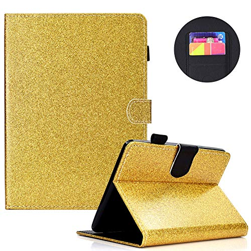 Cheapest Prices! Case for Kindle 10th Gen 2019,Glitter Bling Smart Cover for New Kindle E-Reader 6 I...