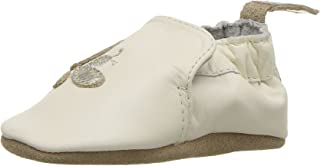 Robeez Kids' Soft Soles with Bow Back Crib Shoe