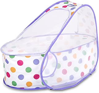 Koo-di Pop Up Mini - Minicuna portátil unisex color pastel polka