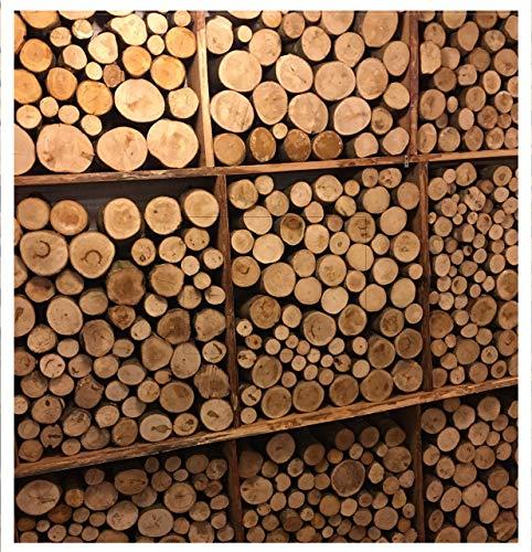 Decorative Display Hardwood Firewood Logs