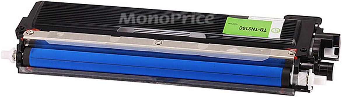 Monoprice 108952 MPI Compatible TN210C Laser/Toner, Cyan