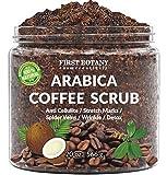 100% Natural Arabica Coffee Scrub