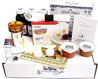 Emergency Kosher Shabbos Package – Ready to Eat – Travel or at Home – Kosher Food – Shabbat in a Box