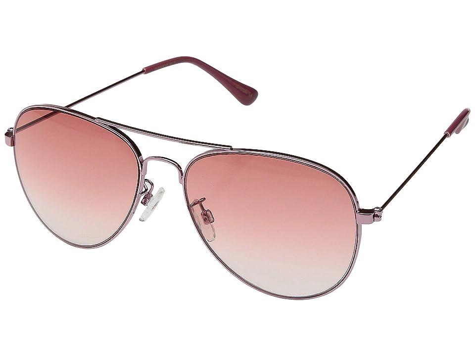 Steve Madden Madden Girl MG492126 (Pink) Fashion Sunglasses