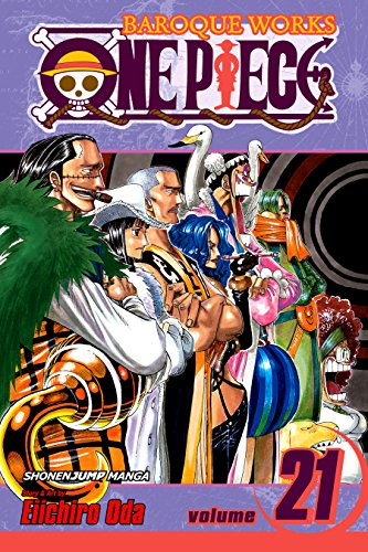 One Piece, Vol. 21: Utopia (One Piece Graphic Novel) (English Edition)