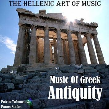 The Hellenic Art of Music: Music of Greek Antiquity