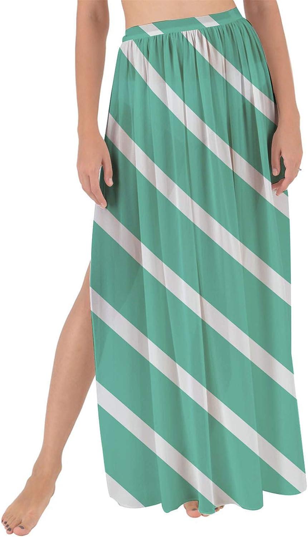 Rainbow Rules Vanellope von Schweetz Inspired Maxi Sarong Skirt