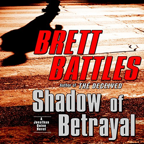 Shadow of Betrayal  audiobook cover art