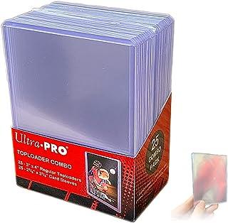 Lot de 25 pochettes ultra transparentes pour cartes Pokémon
