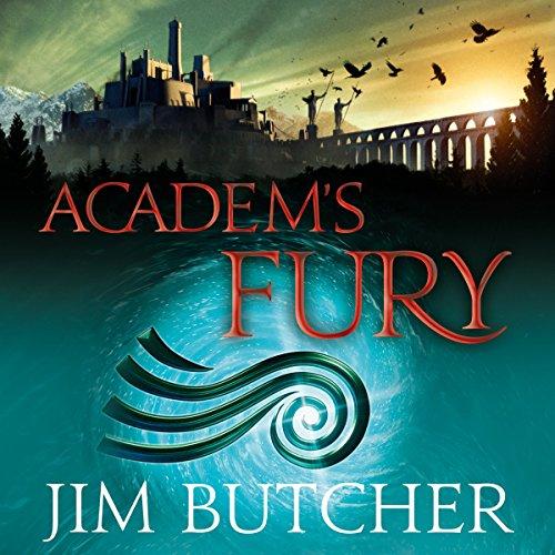 Academ's Fury cover art