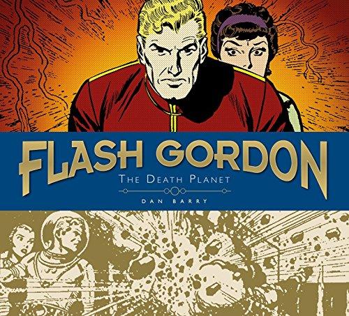 Flash Gordon Sundays: Dan Barry Vol. 1: The Death Planet: Volume 1