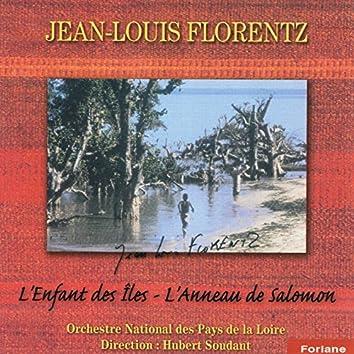 Florentz : L'enfant des îles - L'anneau de Salomon