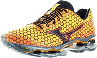 Mens Wave Prophecy 3 Running Shoes - Size: 8.5, Marigold/black