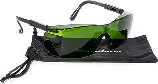 0fc333271b Rainbow safety Gafas Protección IPL Depilación Accesorios Luz Pulsada  Intensa (190-1800nm Filtro F4