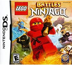 LEGO® Battles: Ninjago PRE-OWNED (Nintendo DS)
