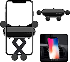 Car Phone Mount Holder,MEYUEWAL Anti-Slip Phone Holder,Universal Smartphone Car Air Vent Mount Holder for All Kinds of Smartphones from 4.7 to 6.7 inches