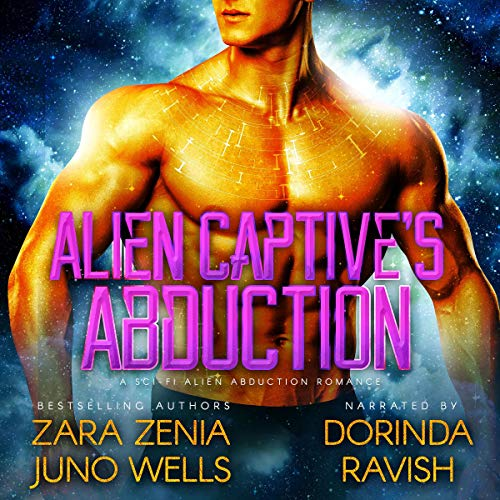 Couverture de Alien Captive's Abduction: A Sci-Fi Alien Abduction Romance