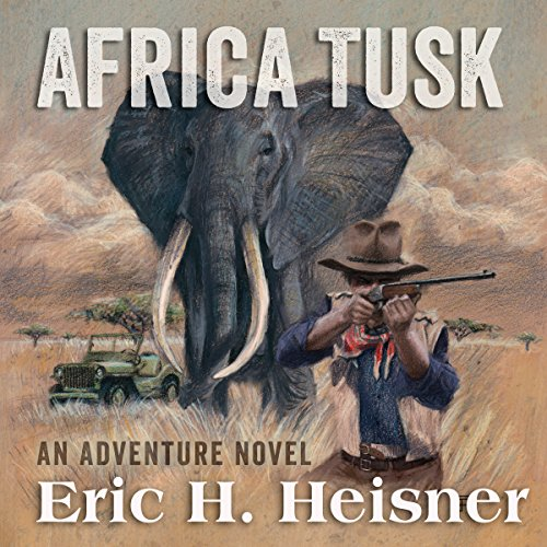 Africa Tusk audiobook cover art