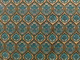 Upholstery Chenille Marina Morocco Damask Drapery Home Fabric by Yard 57' Wide
