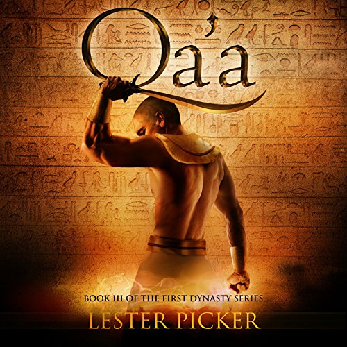 Qa'a audiobook cover art
