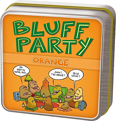 Asmodée - JP29 - Jeux d'ambiance - Bluff Party