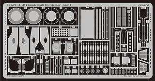 Eduard 1:48 A-10 Thunderbolt II Exterior for Hobby Boss - PE Detail Set #48573