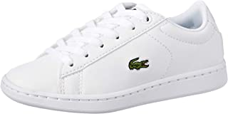 Lacoste Carnaby EVO 119 7 Fashion Shoes, WHT/WHT