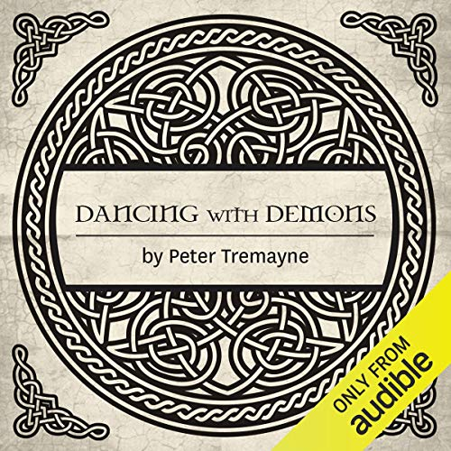 Dancing with Demons audiobook cover art