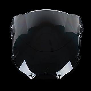 893 Claro TengChang Motocicleta Double Bubble parabrisas protector de la pantalla antiviento para Honda CBR900RR CBR 900RR 1994 1995 1996 1997