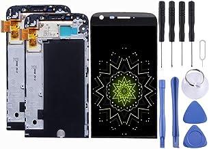 Lin-L Pantalla LCD IPartsBuy + Pantalla táctil digitalizador Asamblea con Marco, Pantalla LCD y digitalizador Asamblea digitalizador Asamblea con Marco Completo, for LG G5 H840 / H850 Pantalla táctil